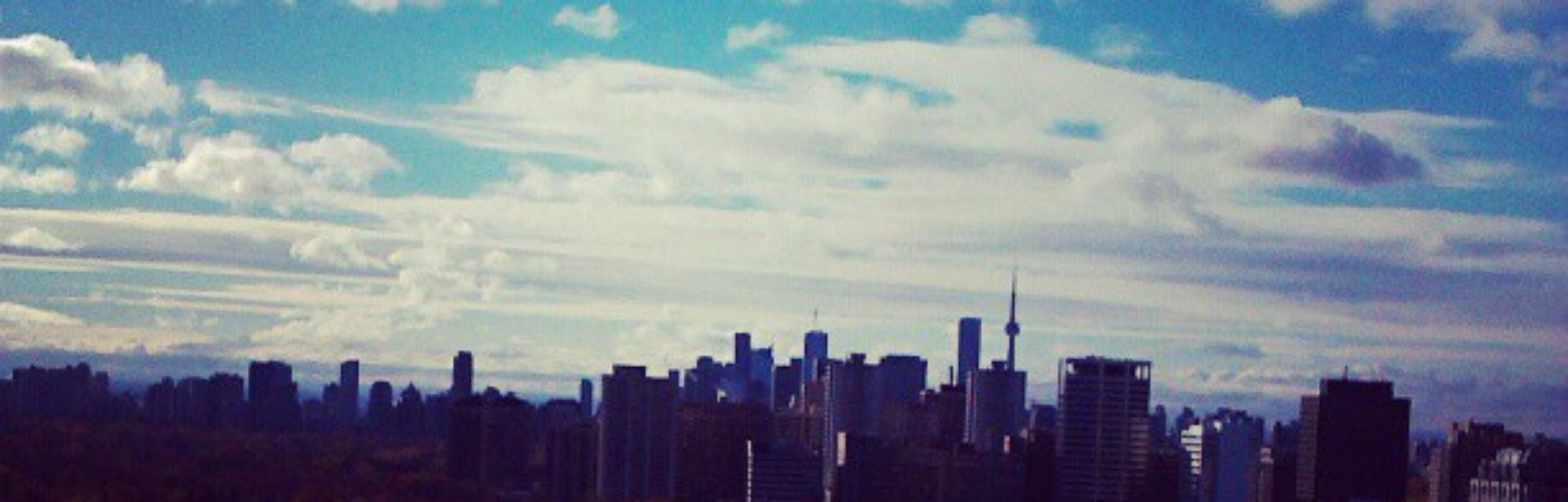 Notre première semaine de PVT à Toronto en images
