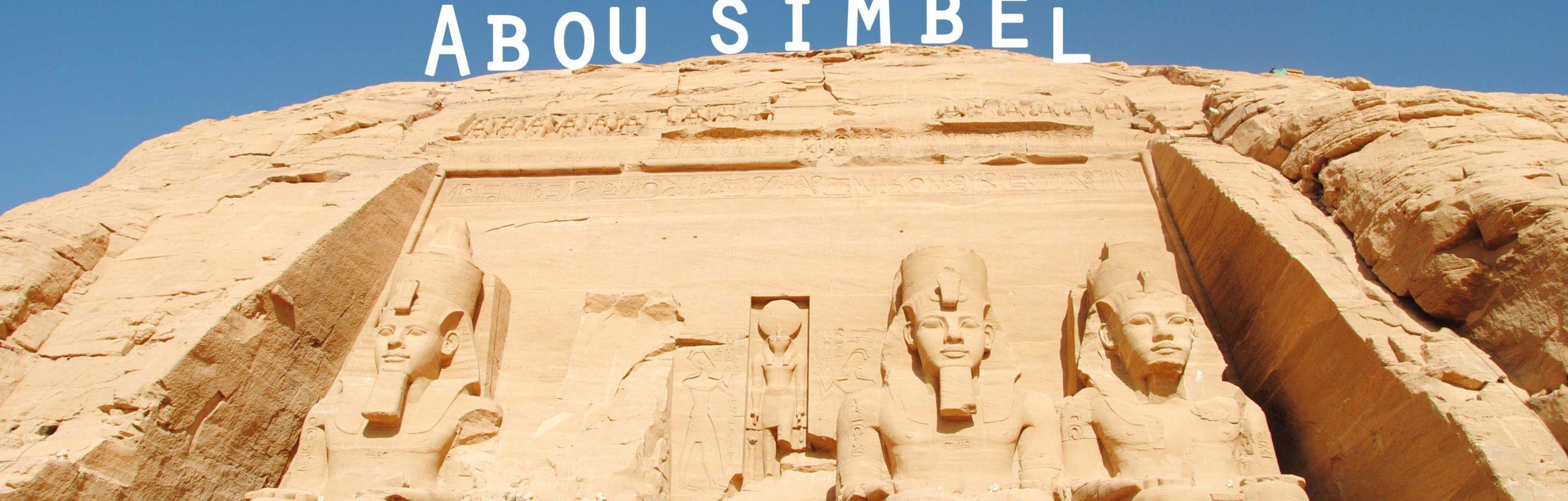 Egypte : Assouan et excursion à Abou Simbel