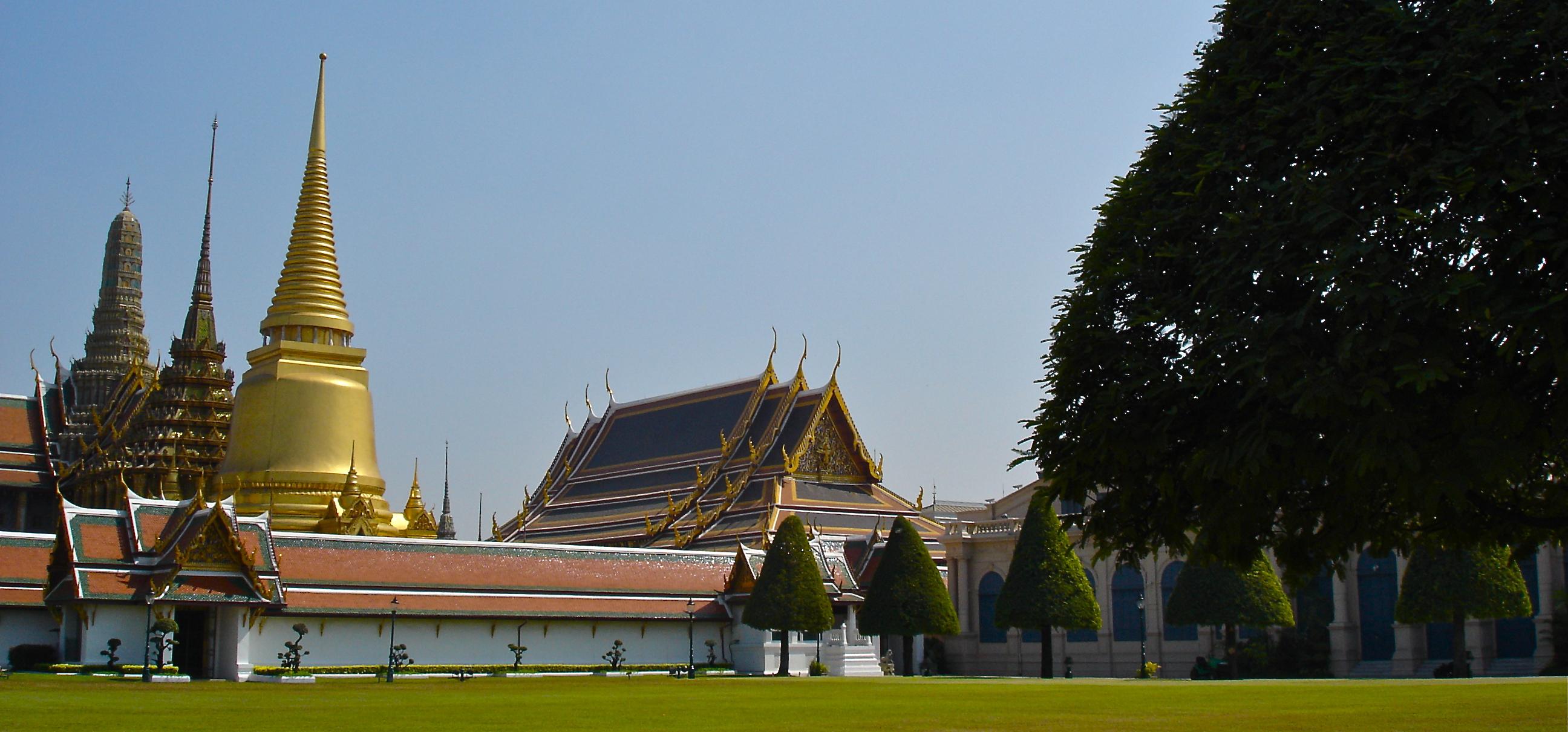 Thaïlande : premiers pas à Bangkok – Janvier 2009