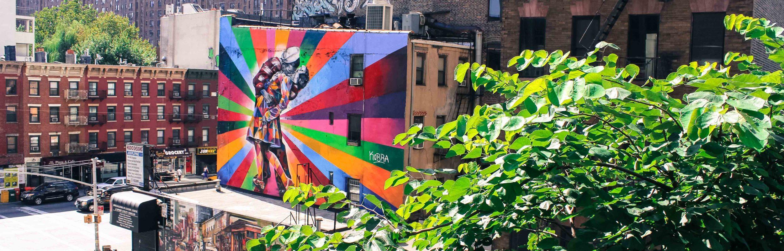New York City #3 : La fabuleuse High Line