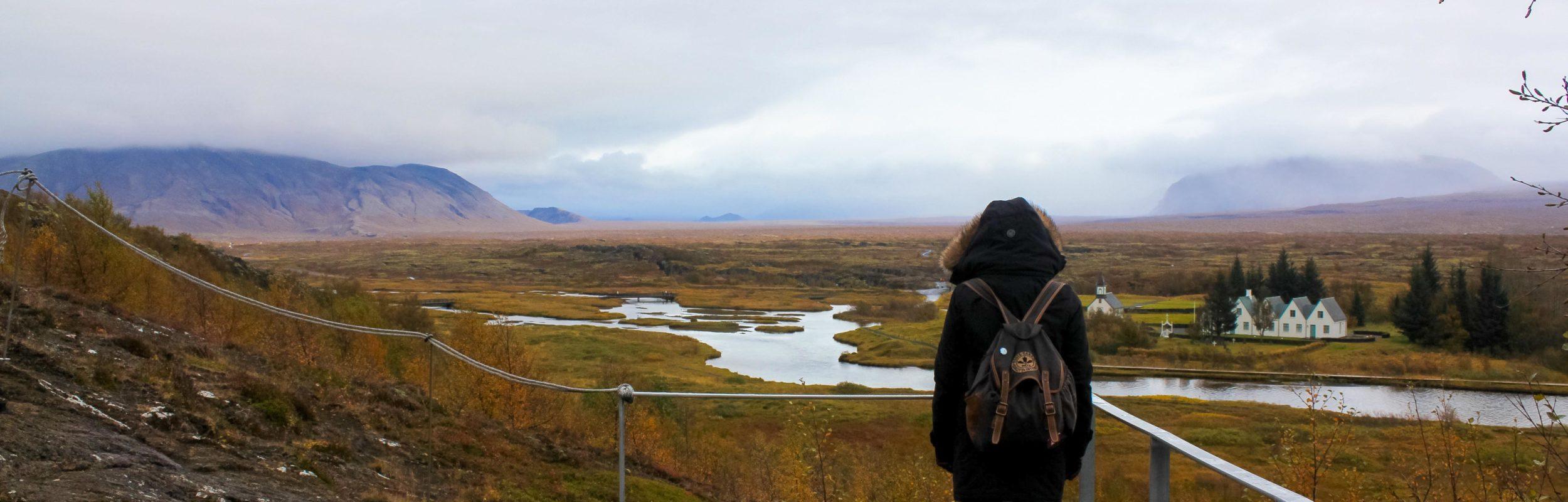 Une semaine en Islande #3 : à la découverte du Cercle d'Or – le Parc National de Thingvellir