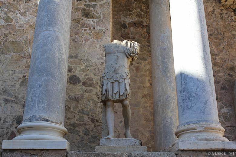 Road-trip en Andalousie #3 : Mérida ou la Rome d'Espagne