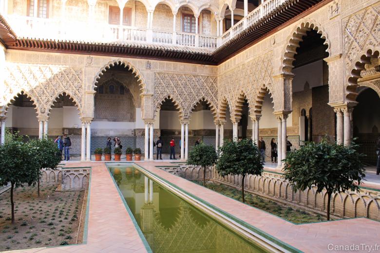 Road-trip en Andalousie #4 : le Real Alcazar de Séville ou le palais des Mille et Une Nuits