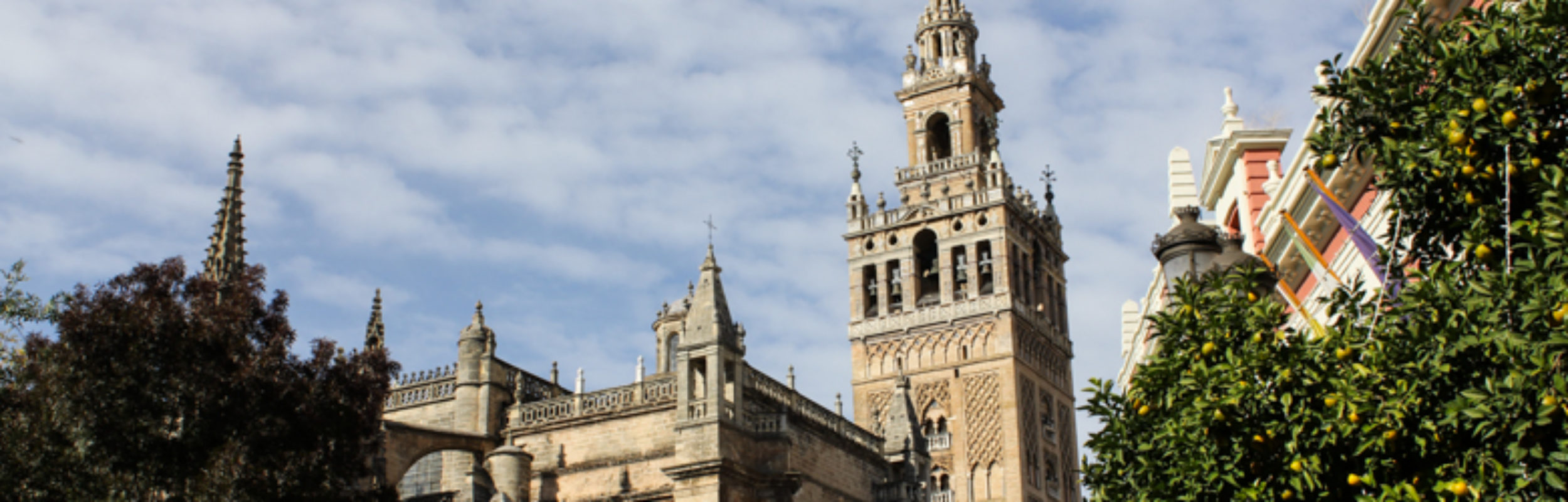 Road-trip en Andalousie #5 : Séville vue d'en haut depuis la Giralda !