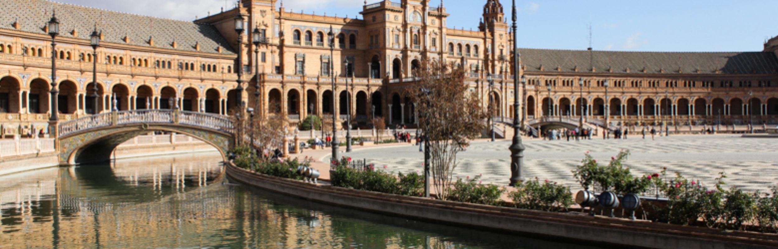 Road-trip en Andalousie #6 : Star Wars et des champignons géants, c'est Séville insolite !