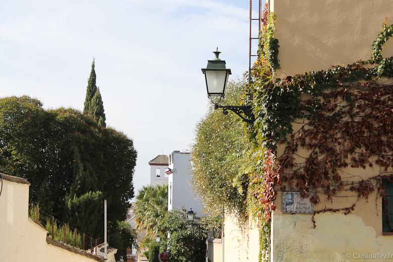 Road-trip en Andalousie #10 : Grenade, son Albaicín et sa cathédrale…