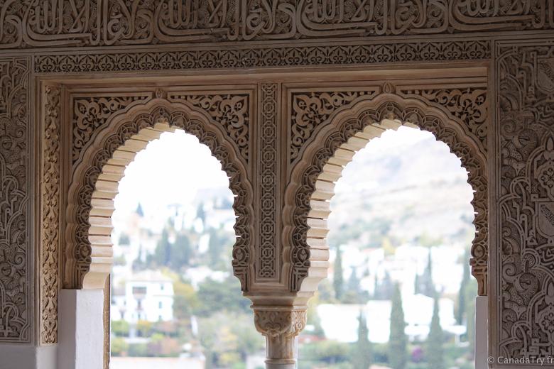 Road-trip en Andalousie #9 : une visite féérique de l'Alhambra de Grenade…
