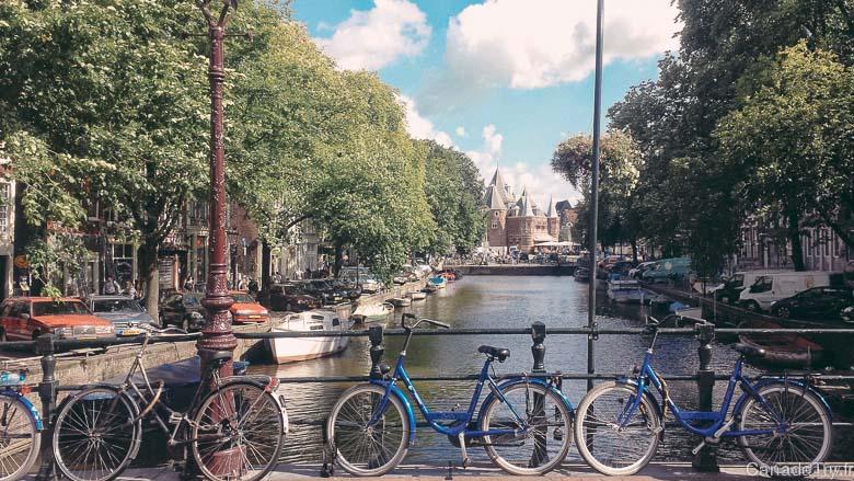 T'es chouette Amsterdam ! (un long week-end dans la capitale néerlandaise) 1/2
