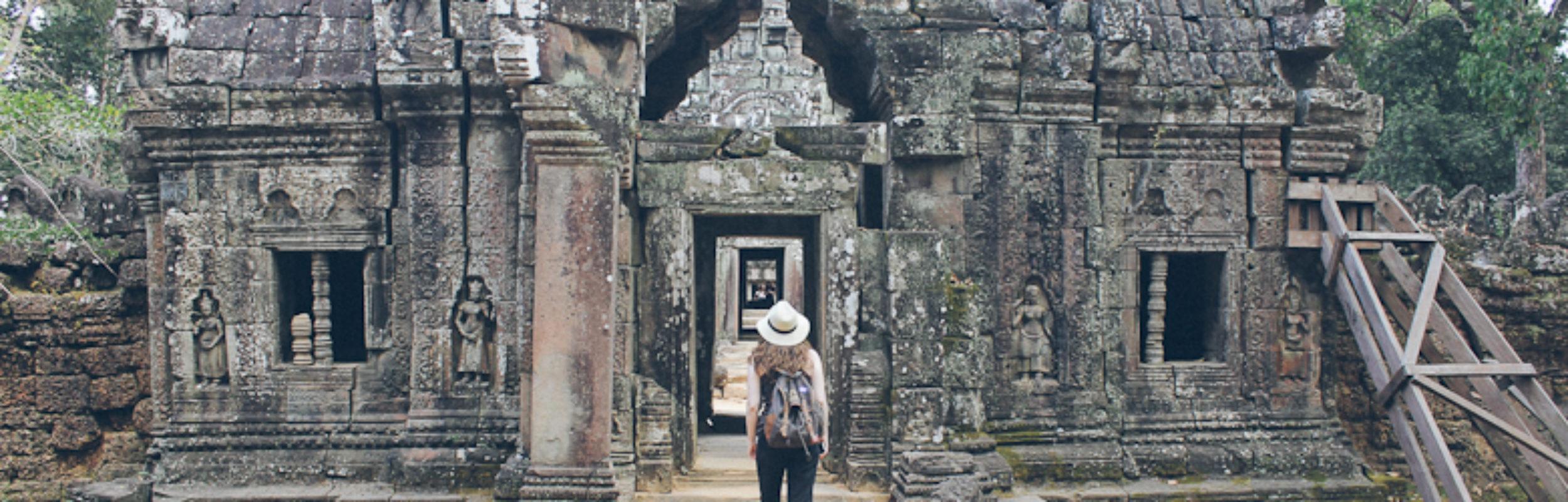 3 jours à Angkor #1 : nos conseils, Preah Khan et coucher de soleil sur Angkor Vat