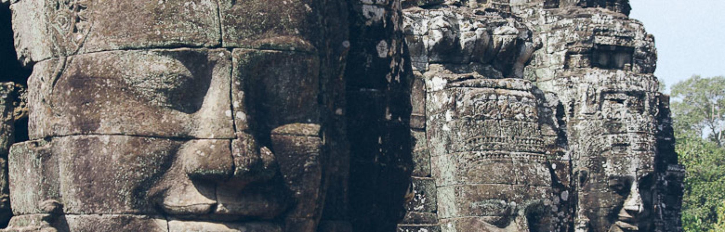 3 jours à Angkor #3 : lever du soleil sur Angkor Vat, le Baphuon et le Bayon