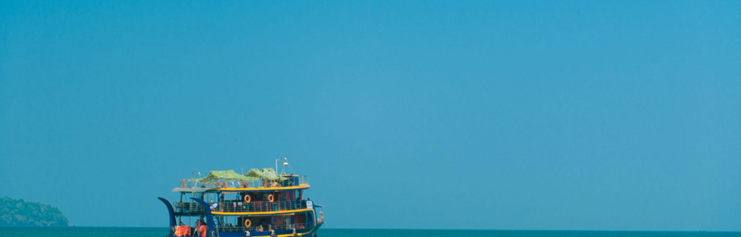 Cambodge trip : sea, farniente & sun à Sihanoukville