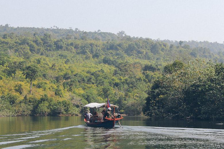 Cambodge trip : Koh Kong et un trek dans la jungle des Cardamomes