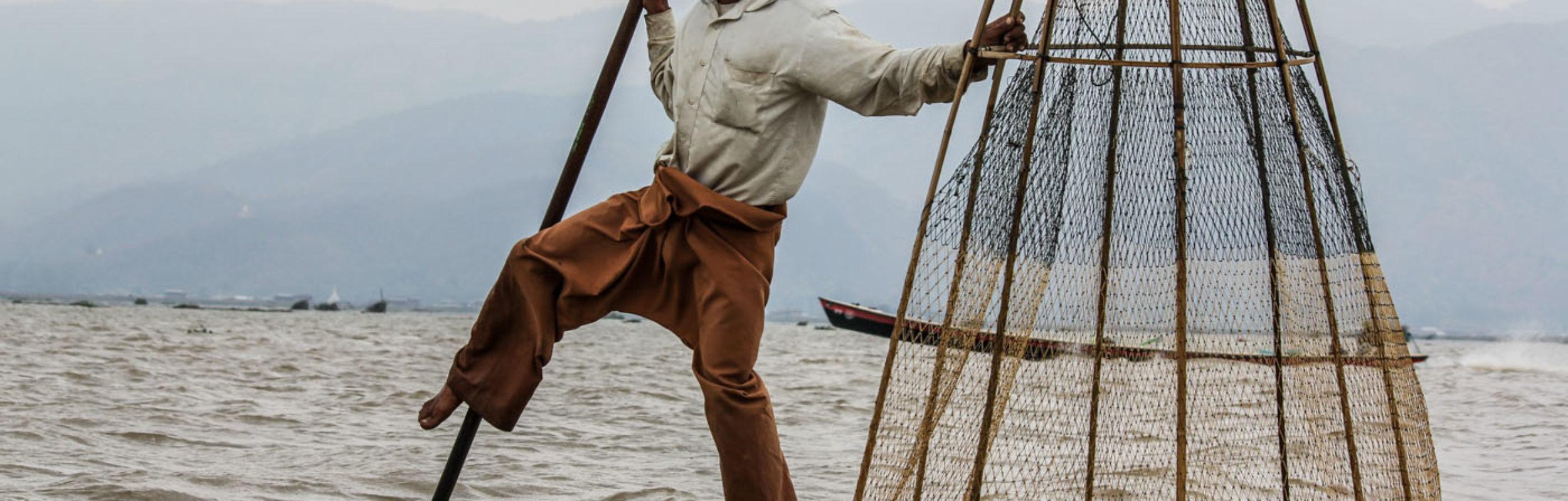 Birmanie : la splendeur du lac Inlé