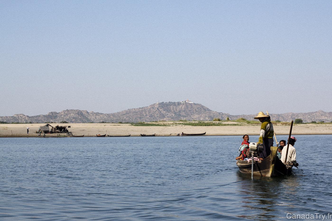 Birmanie : Bagan, au delà des temples…