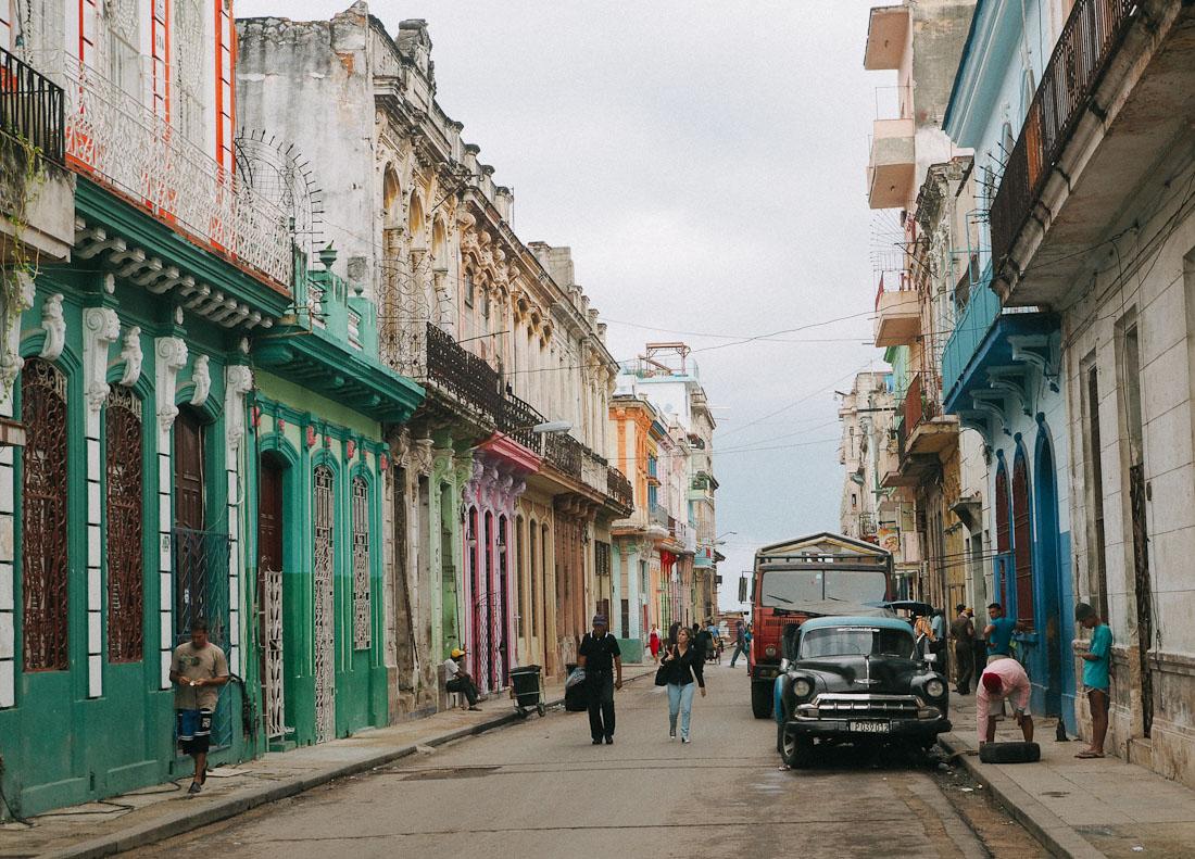 Centro Habana et le Malecón : la Havane dans toute sa splendeur !