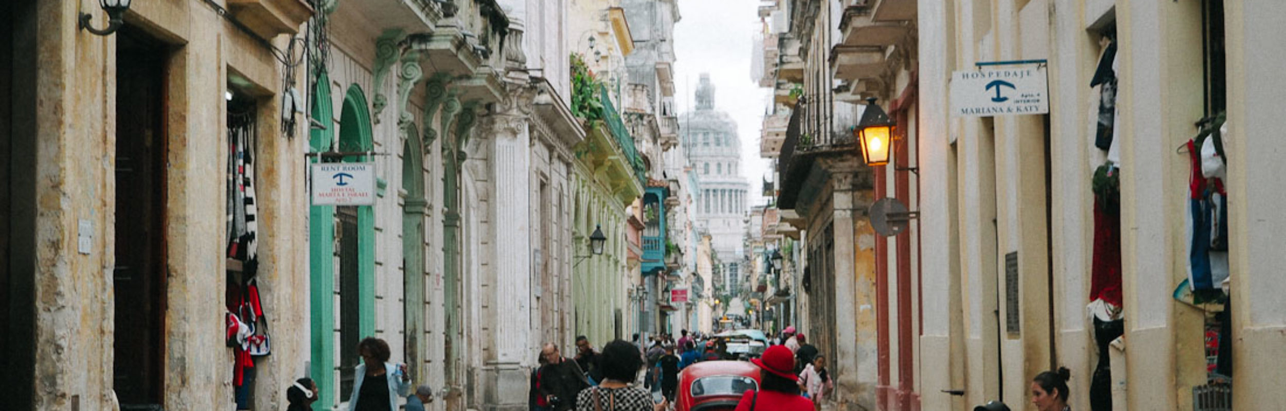 La Havane : La Vieille Havane ou le charme de l'architecture cubaine