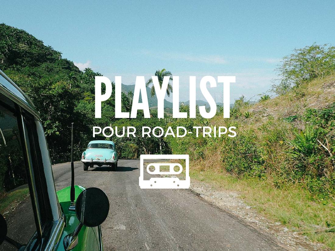 sélection de musiques pour voyager