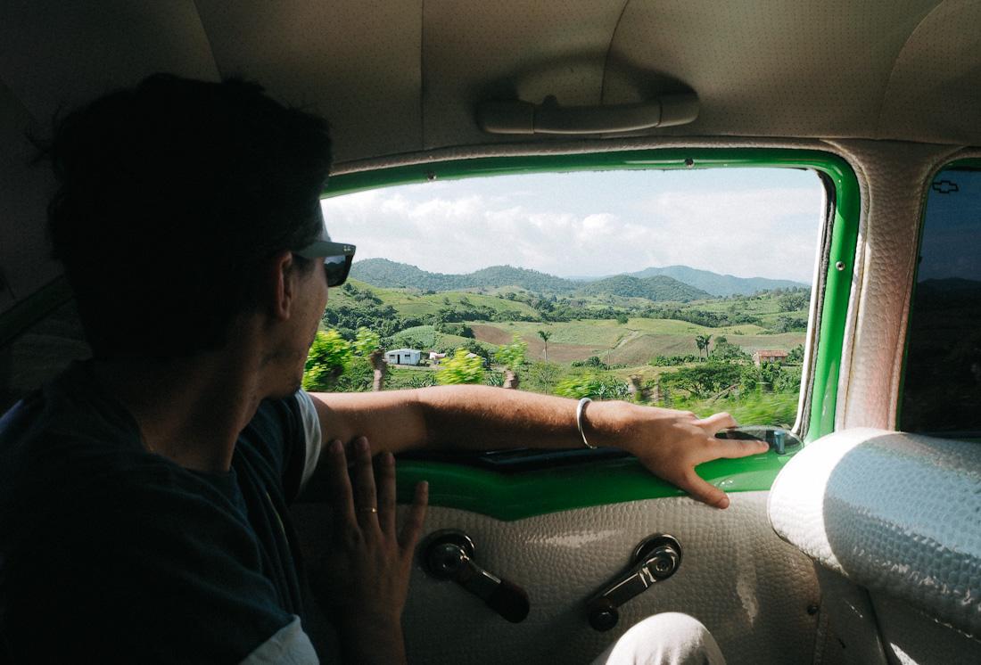 Cuba : comme un trajet hors-du-temps en vieille Chevrolet…