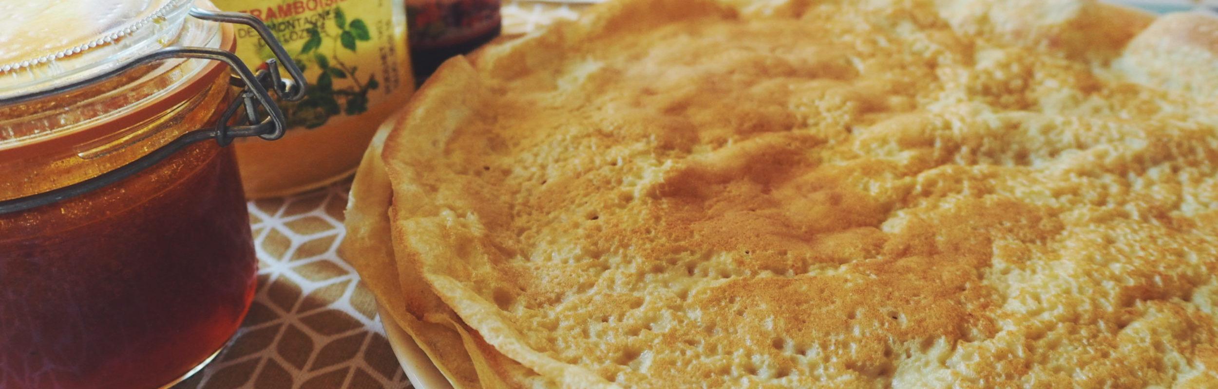 Recette de Bretagne : des crêpes au lait d'amande délicieuses !