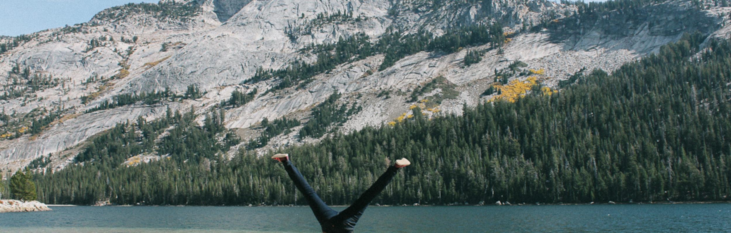 Road-trip en camping-car en Californie : la splendeur de Yosemite National Park
