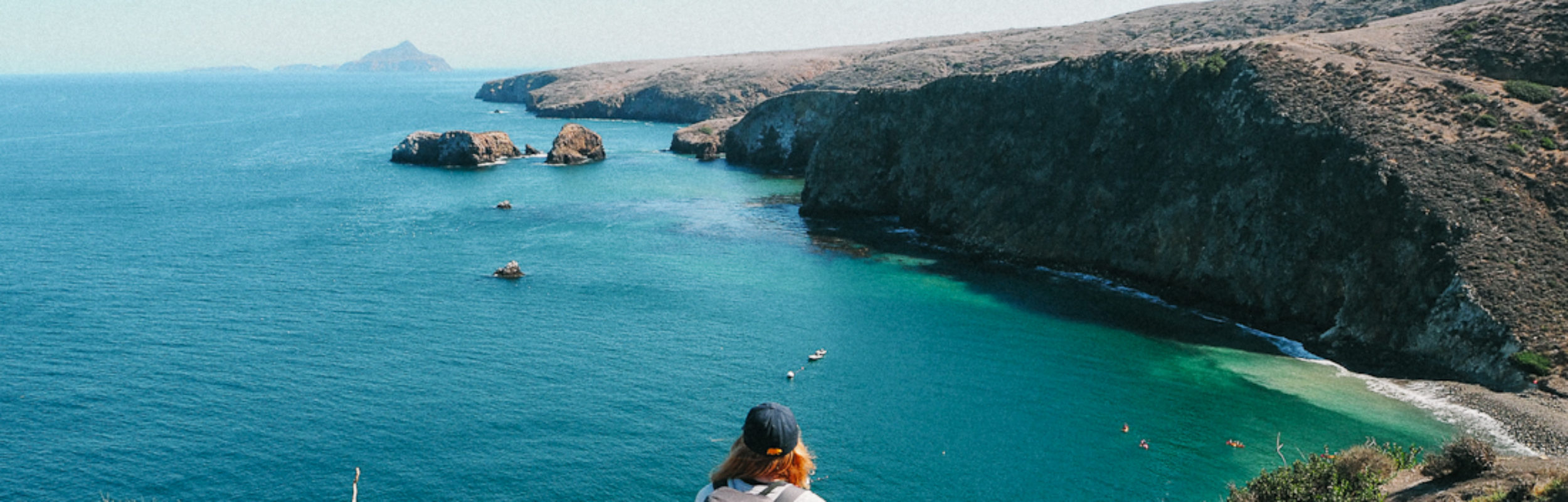 Road-trip en camping-car en Californie : de Channel Islands National Park à Morro Bay 🚐 🐳