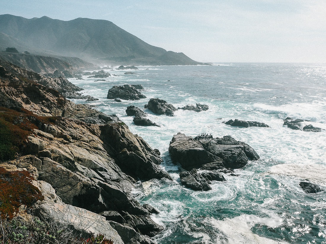 Road-trip en camping-car en Californie : Big Sur et la mythique Highway 1 ! 🌊❤️