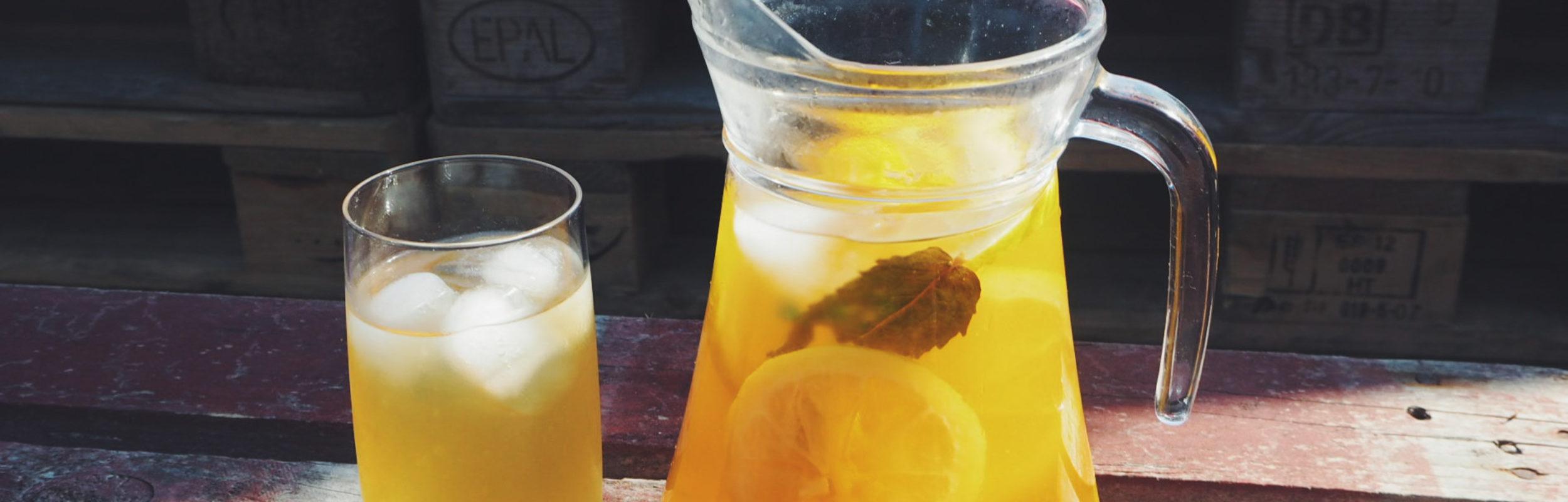 Recette de citronnade maison facile et rapide