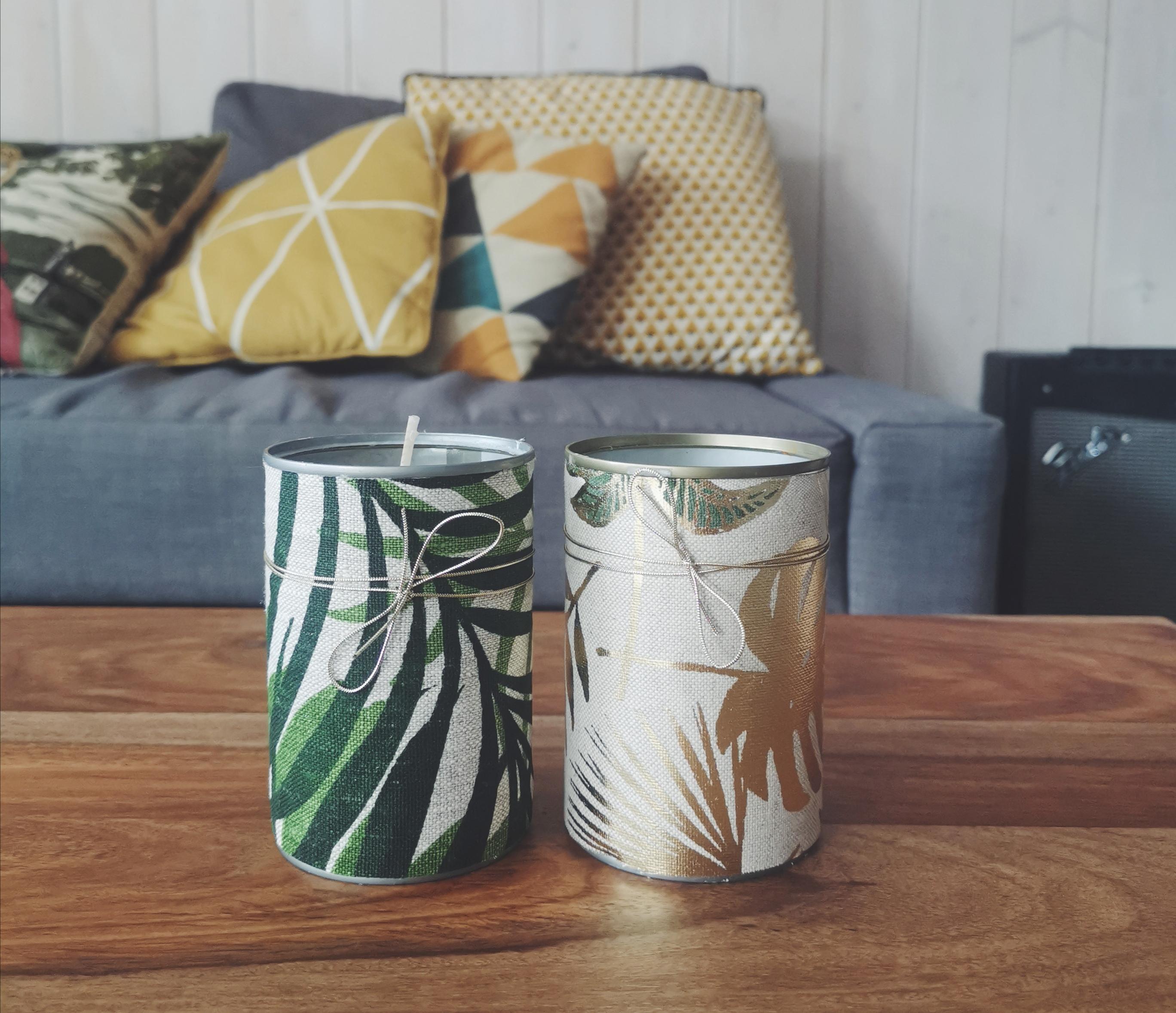 Réaliser des bougies maison à la cire végétale facilement